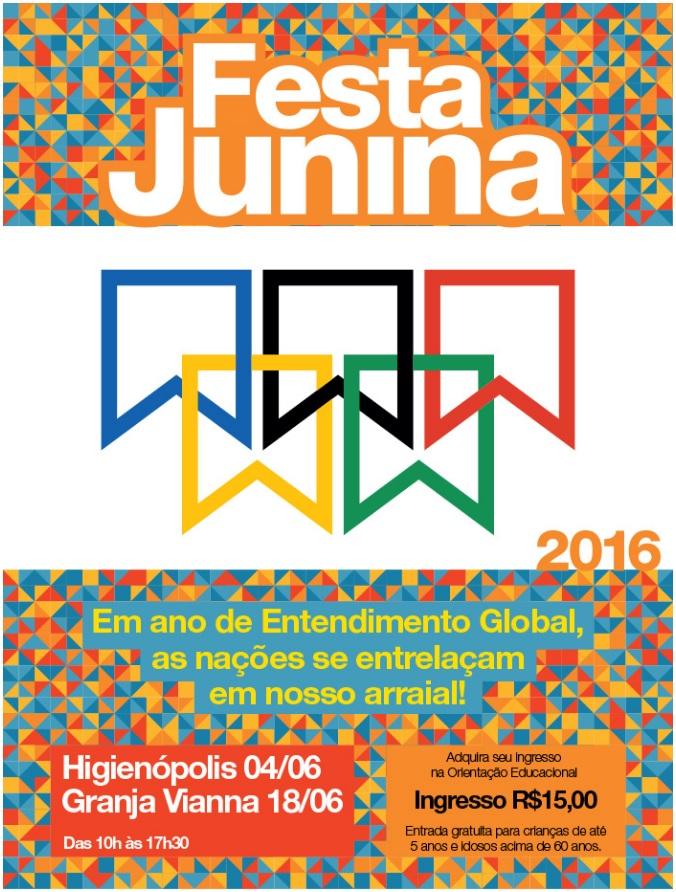 Festa Junina Rio Branco 2