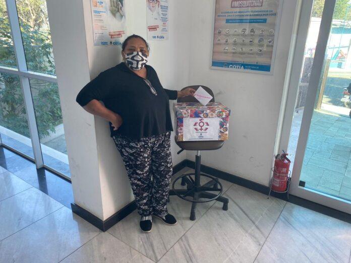 #TamoJuntoComAmor leva palavras de apoio aos pacientes com Covid-19 e familiares